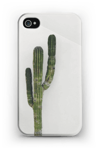 De single cactus hoesje IPhone 4/4s