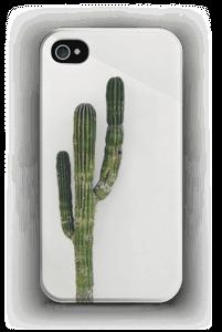 Yksinäinen kaktus kuoret IPhone 4/4s