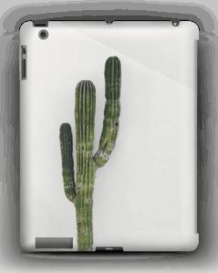 Yksinäinen kaktus kuoret IPad 4/3/2