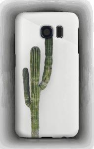 De single cactus hoesje Galaxy S6