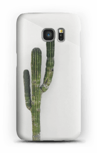 De single cactus hoesje Galaxy S7