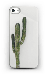 De single cactus hoesje IPhone SE