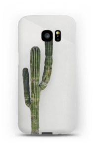 The Single Cactus case Galaxy S7 Edge