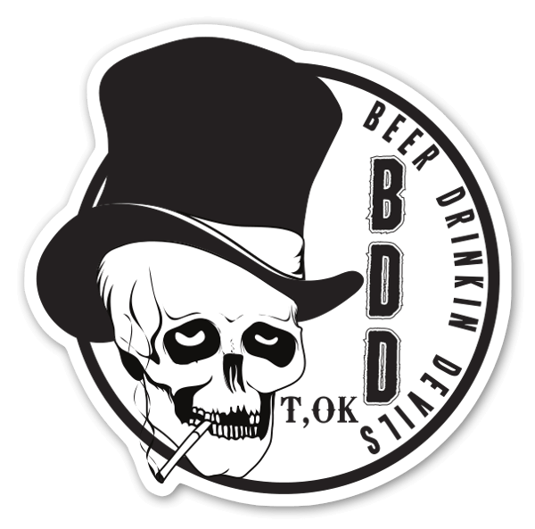 Bdd sticker