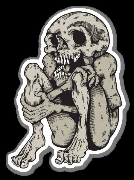 Corpse sticker