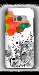 Glaube und Zweifel Handyhülle Galaxy S8