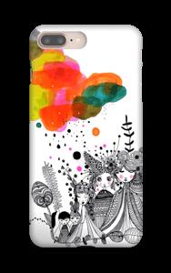 Usko ja epätoivo kuoret IPhone 8 Plus