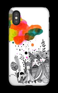 Faith & Doubt  case IPhone X tough