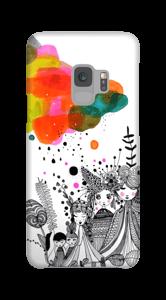 Glaube und Zweifel Handyhülle Galaxy S9
