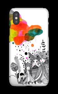 Tro & tvil deksel IPhone XS