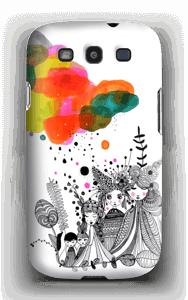 Usko ja epätoivo kuoret Galaxy S3