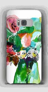 Springtime deksel Galaxy S8