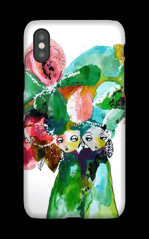 Springtime deksel IPhone X