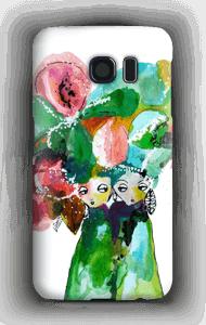 Springtime deksel Galaxy S6