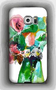 Springtime kuoret Galaxy S6 Edge