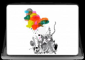 """Faith & Doubt  Skin MacBook Pro Retina 13"""" 2015"""
