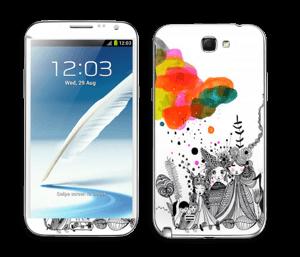 Tro og tvil Skin Galaxy Note 2