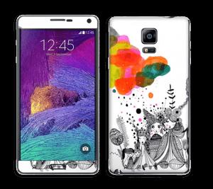 Tro og tvil Skin Galaxy Note 4