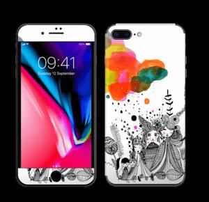 Glaube und Zweifel Skin IPhone 8 Plus