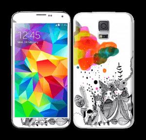 Tro og tvil Skin Galaxy S5
