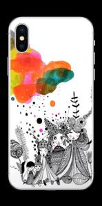 Tro og tvil Skin IPhone X