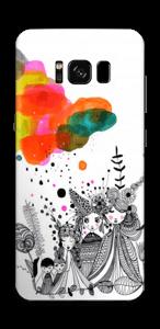 Faith & Doubt  Skin Galaxy S8