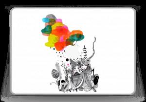 """Tro og tvil Skin MacBook Pro 13"""" -2015"""