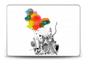 """Faith & doubt  Skin MacBook Pro Retina 15"""" 2015"""