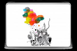 Glaube und Zweifel Skin Laptop 15.6
