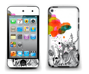 Tro og tvil Skin IPod Touch 4th Gen