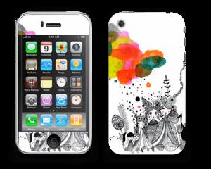 Tro og tvil Skin IPhone 3G/3GS