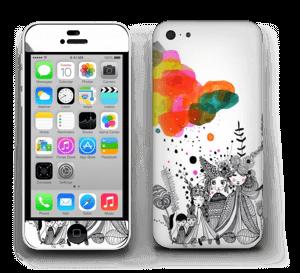 Tro og tvil Skin IPhone 5c