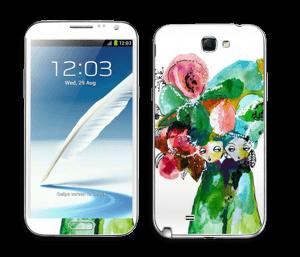 Springtime Skin Galaxy Note 2