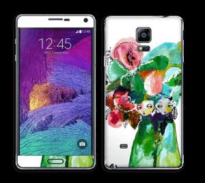 Springtime Skin Galaxy Note 4