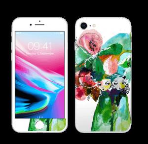 Springtime Skin IPhone 8