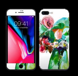 Frühlingszeit Skin IPhone 8 Plus