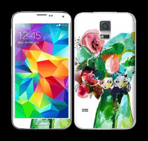 Springtime Skin Galaxy S5