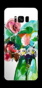 Frühlingszeit Skin Galaxy S8