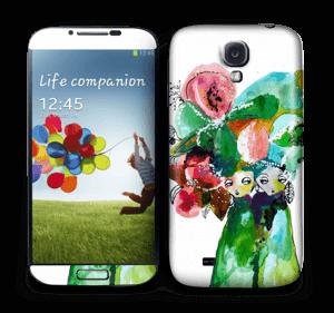 Springtime Skin Galaxy S4