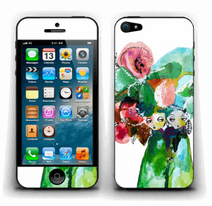 Lente! Skin IPhone 5