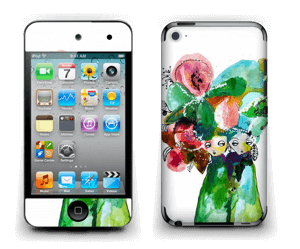 Springtime Skin IPod Touch 4th Gen