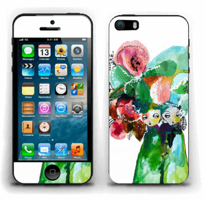 Springtime Skin IPhone 5s