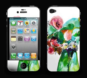 Frühlingszeit Skin IPhone 4/4s
