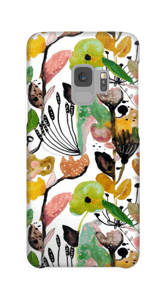Bewegung im Wind Handyhülle Galaxy S9
