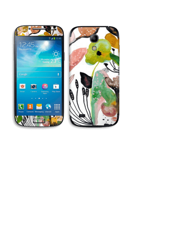 Blowing in the wind Skin Galaxy S4 Mini