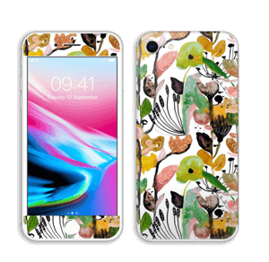 Blowing in the wind Skin IPhone 8