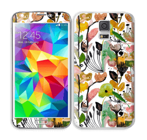 Blowing in the wind Skin Galaxy S5