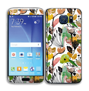 Blowing in the wind Skin Galaxy S6