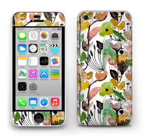 Blowing in the wind Skin IPhone 5c