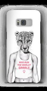 Run Grrrl deksel Galaxy S8